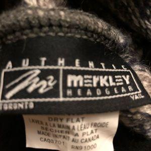 merkley Accessories - Beanie hat wool very warm